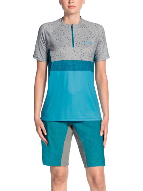 VAUDE Ligure Shirt Women pewter grey